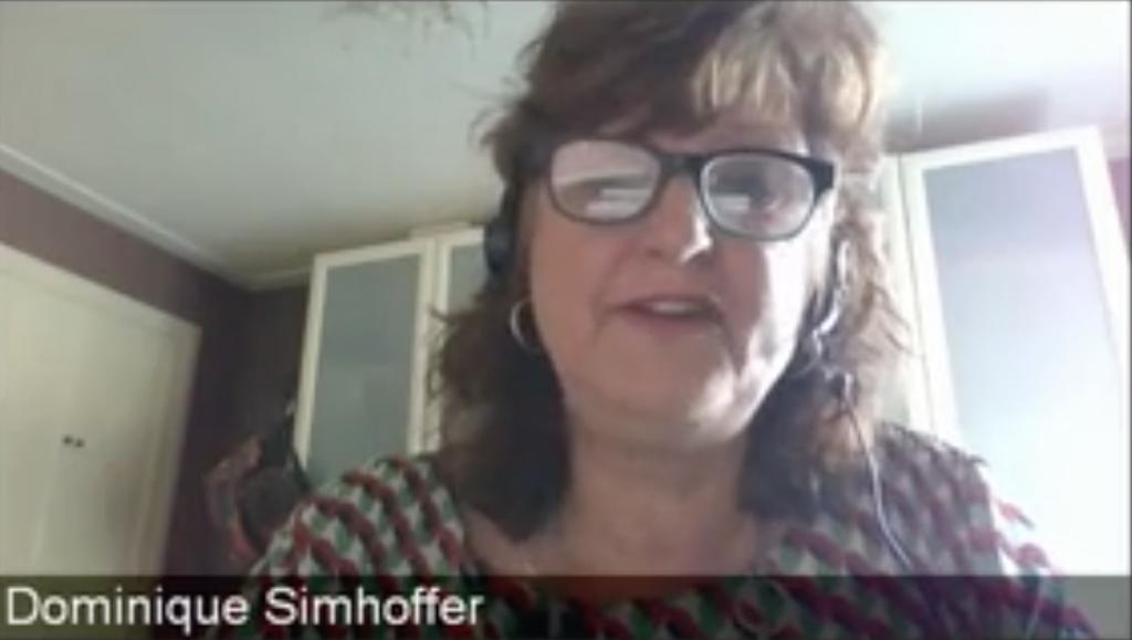Dominique Simhoffer aan het woord