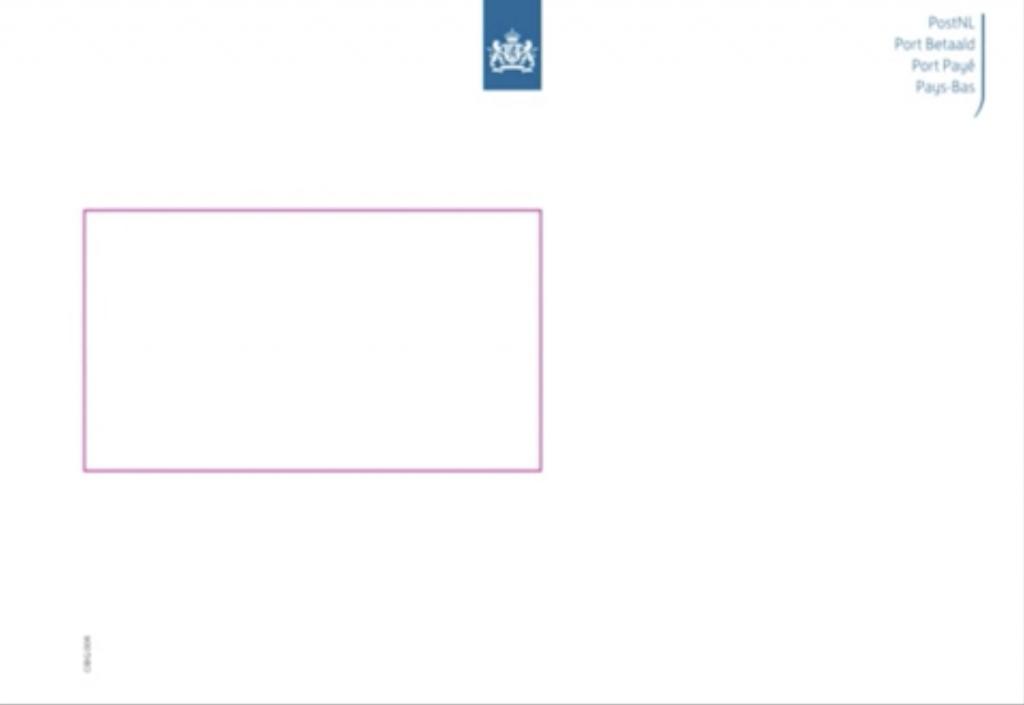 Afbeelding envelop